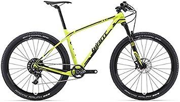 Giant XTC Advanced SL 1 27 - Bicicleta de montaña (5