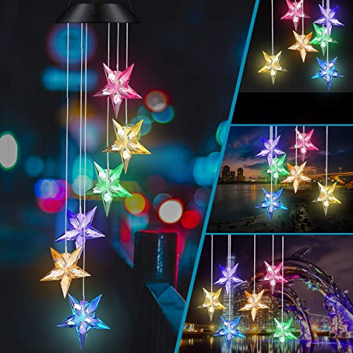 Led Light Wind Chimes in US - 6