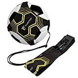 Toys : Surpop Soccer/Volleyball/Rugby Trainer, Football Kick Throw Solo Practice Training Aid Control Skills Adjustable Waist Belt for Kids Adults