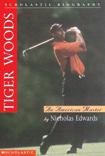 tiger woods an american master - 1