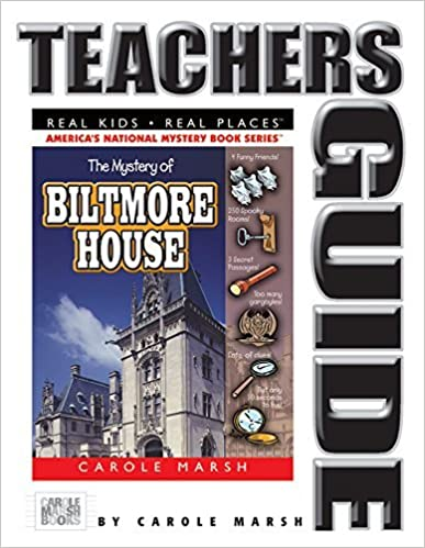 Book The Mystery of Biltmore House (Real Kids, Real Places) (Teacher's Guide) (Carole Marsh Mysteries (Paperback)) by Carole Marsh (1998-09-01)