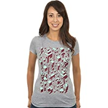 JINX Minecraft Women's Orthocraft Premium Cotton/Poly T-Shirt