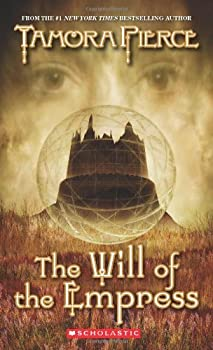 The Will of the Empress 0439441722 Book Cover