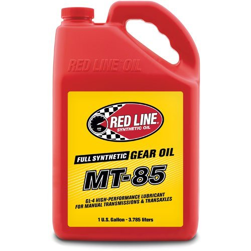 Red Line 50505 MT-85 75W85 GL-4, 1 Gallon ()