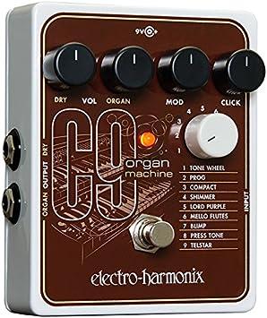 Electro Harmonix C9 Organ - Máquina