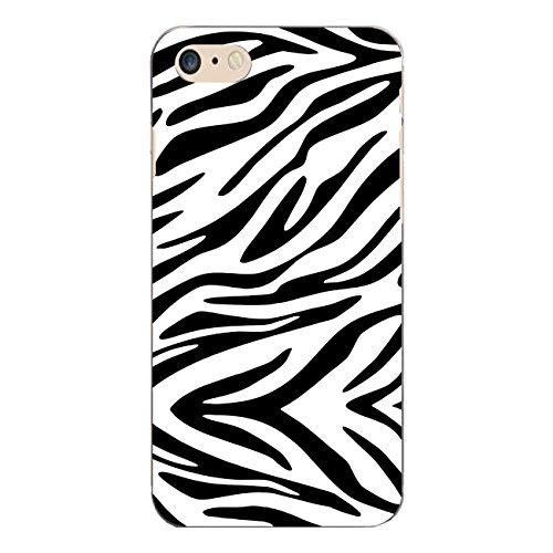 "Disagu Design Case Coque pour Apple iPhone 7 Housse etui coque pochette ""Zebra No.1"""