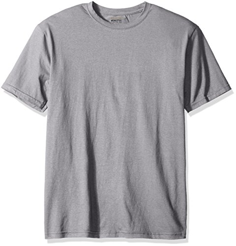 Gold Toe Men's Cotton Stretch T-Shirt, Sport Grey, X-Large
