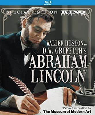 D.W. Griffith's Abraham Lincoln [Blu-ray]