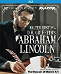 Cover Image for 'D.W. Griffith's Abraham Lincoln'
