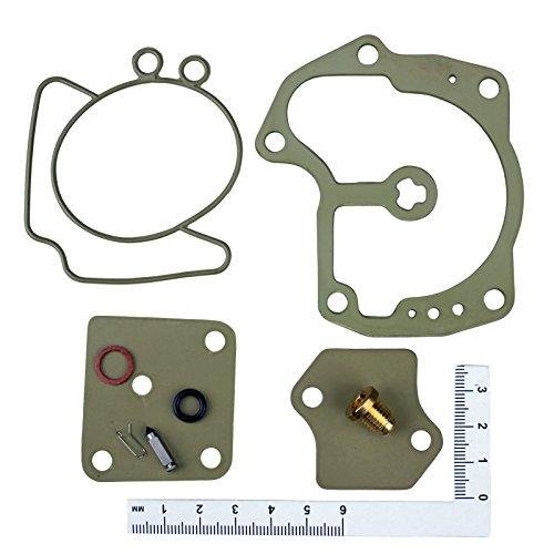Johnson Evinrude V4 & V6 Looper Carburetor Carb Rebuild Kit Looper 120 125 140 250 275 300 HP (Evinrude Outboard Jet)