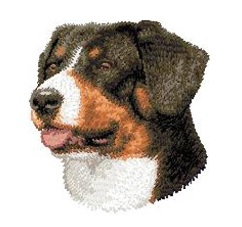 Swiss Mountain Dog Custom Embroidered Sweatshirt ()