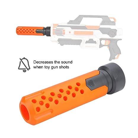 NERF GUN MODULUS BARREL EXTENSION