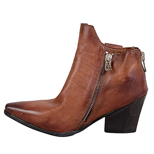As98 Shad Womens Känga Cognac