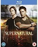 Supernatural - Season 8 Complete [Blu-ray] [Region Free]