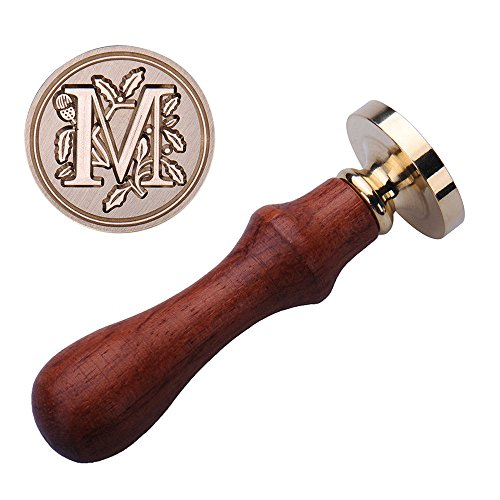 - Alimao Retro Classic 2019 New Alphabet Initial Sealing Wax Fashion Boutique Seal Stamp Invitations Letter A-Z
