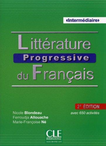 Litterature Progressive du Francais 2eme Edition: Livre + CD MP3 (French Edition) (Collec Progress)