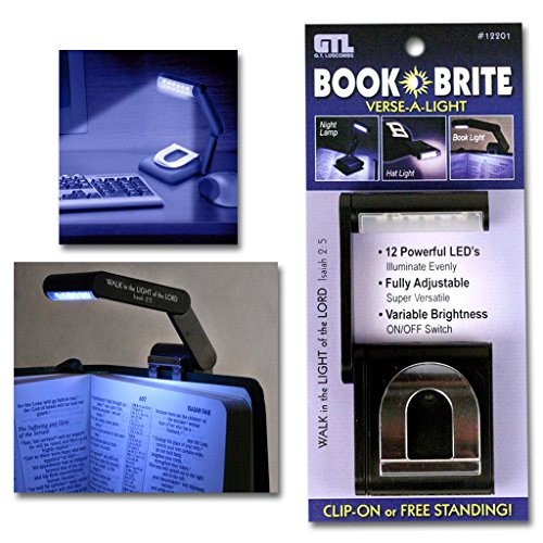 Book Brite Verse-A-Light