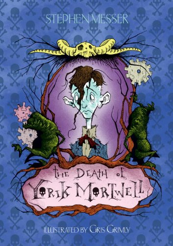 Read Online The Death of Yorik Mortwell pdf