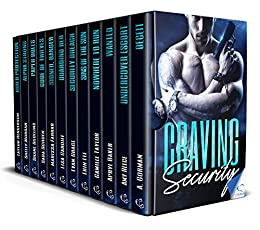 Craving Security: Trained To Defend & Built To Kill (Craving Series Book 4) by [Gorman, A., Reece, Amy, Baker, Apryl, Taylor, Camille, Lee, Erin, Grace, Evan, Cardiff, Lisa, Farrar, Marissa, Schoen, Sara, Scollins, Shane, Shelly Morgan, Taylor Henderson, Crave Publishing]