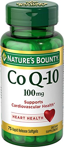 Natures Bounty Q 10 100 Softgels
