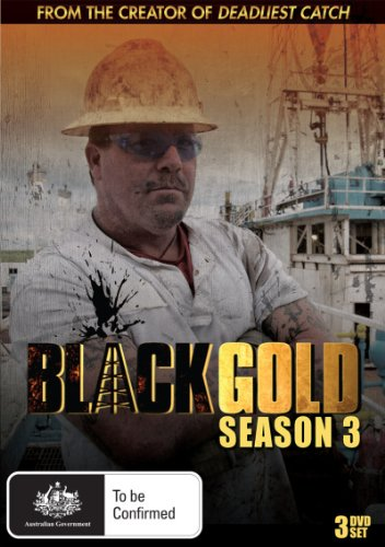 Black Gold (Season 3) - 3-DVD Set ( Black Gold - Season Three ) [ NON-USA FORMAT, PAL, Reg.0 Import - Australia ] (Black Gold Tv Series)