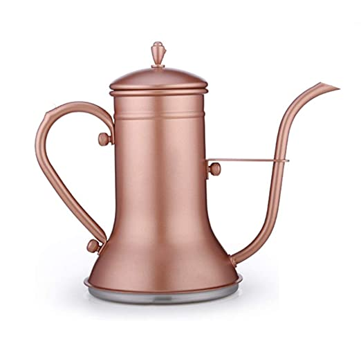 Coffee Pot Cafetera 1,200 Ml Cocina De Acero Inoxidable Té Gota A ...