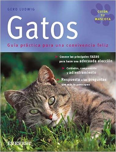 Gatos / Cats: Guia Practica Para Una Convivencia Feliz (Spanish Edition): Gerd Ludwig, Renate Holzner: 9788424184636: Amazon.com: Books