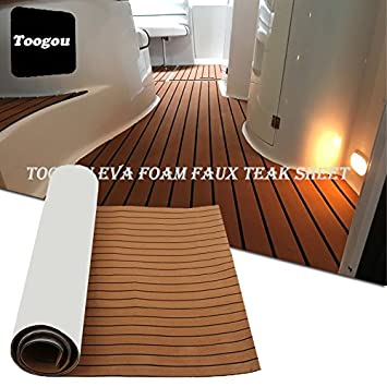 Amazon.com : Toogou New Generation Eva Foam Non-Slip Marine ...