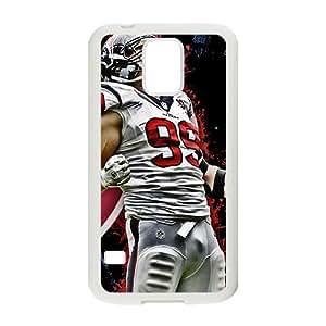 Happy Houston Texans football nfl Phone Case for Samsung Galaxy s5