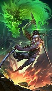 Amazon Com Xxw Artwork Overwatch Poster All Members Hanzo Genji