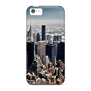 NadaAlarjane Iphone 5c Hard Case With Fashion Design/ Phone Case
