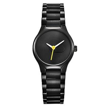 Watch Relojes Pareja Reloj Amante Moda Personalidad Guay Reloj De Pareja De Cuarzo,E: Amazon.es: Electrónica