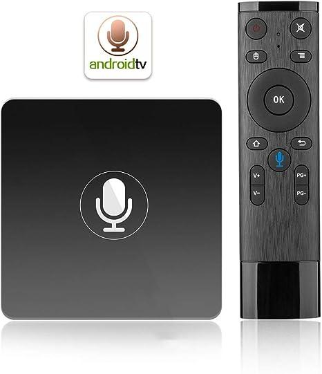 Android 7.1.2 Box TV, Smart TV Box Quad-Core 64 bits / 2 GB + 16 GB De Apoyo 4K (60Hz) Full HD/H.265/2.4G WiFi/HD 2,0 T95 Box Android: Amazon.es: Deportes y aire libre