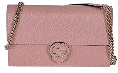 a45c78b11bf0 Amazon.com  Gucci Dionysus Winter 2016 Pink Suede Clutch Bag New  Shoes