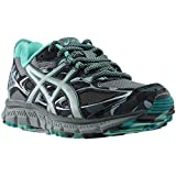 ASICS Women's Gel-Scram 3 Running Shoes Stone Grey/Silver/Aruba Blue 10 B(M) US