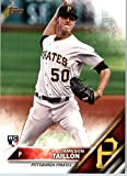 2016 Topps Update #US58 Jameson Taillon Pittsburgh Pirates Baseball Rookie Card in Protective Screwdown Display Case