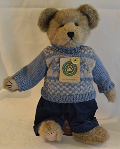 Boyds Bears Plush MITCHELL BEARSDALE 912615 Winter Archive Bear