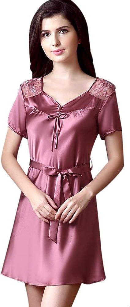 Pijama de seda para mujer, pijama de moda, pijamas finos ...