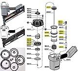 O-Ring Kit For Senco Framing Nailer FramePro 701-XP 702-XP 751 752 600