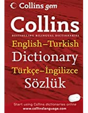 Collins Turkish Gem Dictionary (Collins Gem)