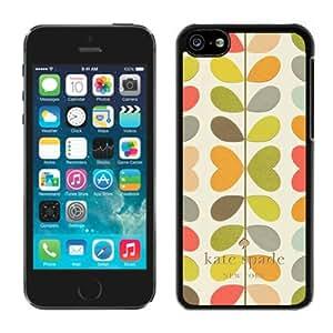 Popular Customize iPhone 5C Phone Case Kate Spade New York Unique Cover Case For iPhone 5C 264 Black
