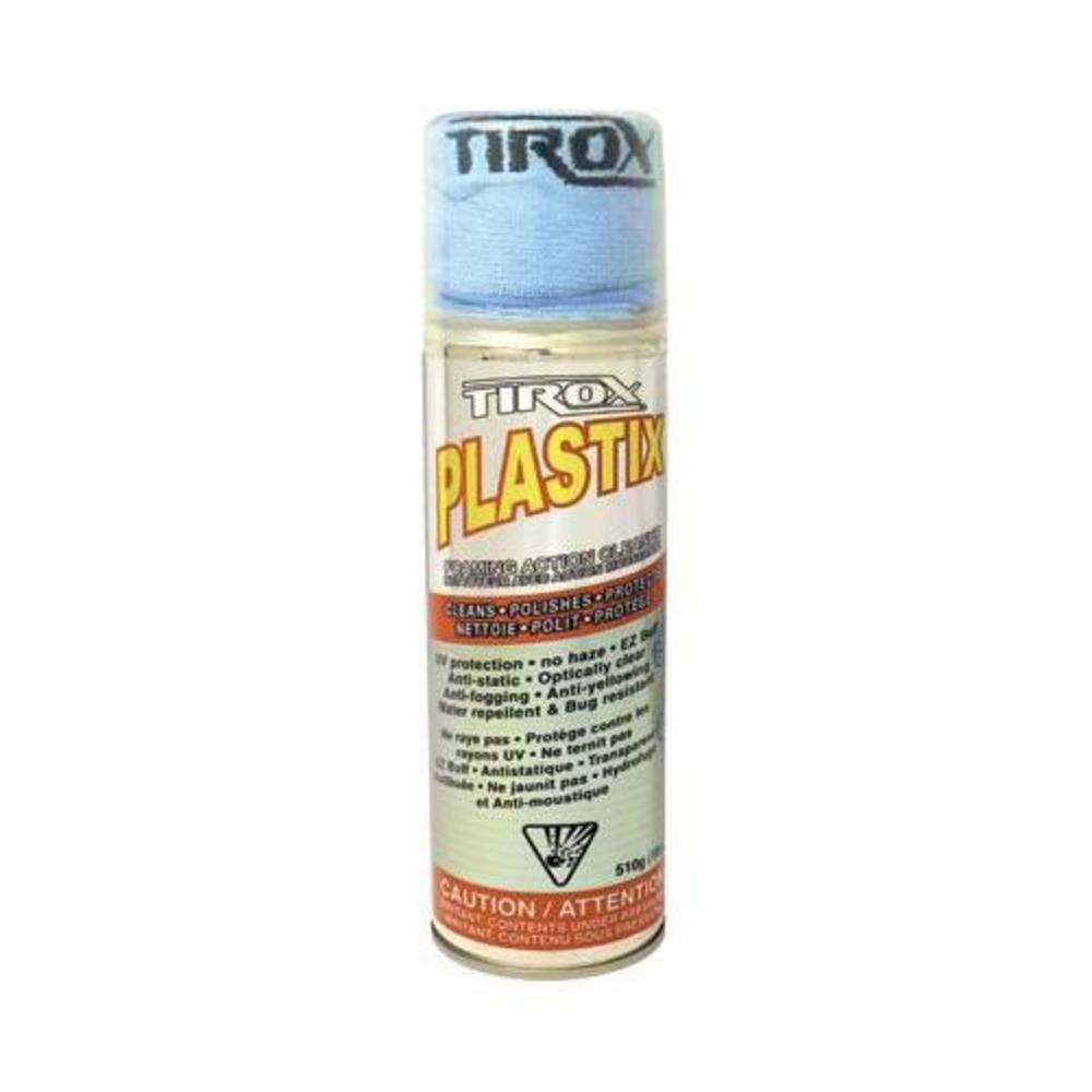 Tirox Plastix Cleaner – 18oz。803512 B00AC85Q8Q