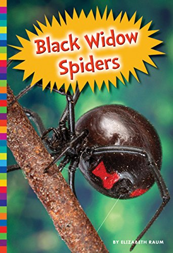 Black Widow Spiders (Poisonous (Poisonous Spiders)