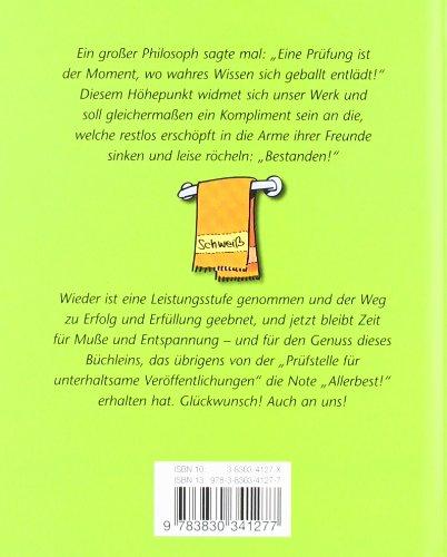 Herzlichen Glückwunsch Zur Bestandenen Prüfung: Amazon.de: Peter Butschkow:  Bücher