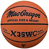 Macgregor X35wc Basketball W/ymca Logo Official