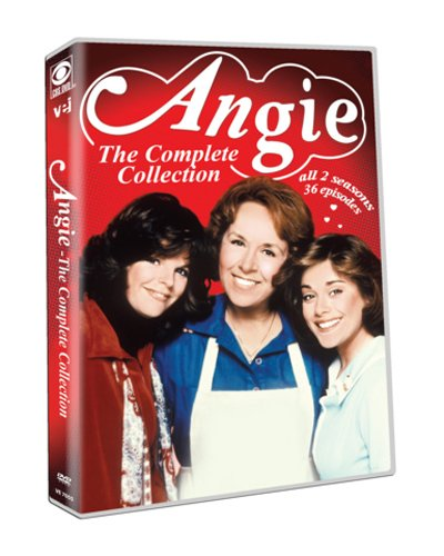 Angie The Complete Collection    All 2 Seasons  36 Episodes