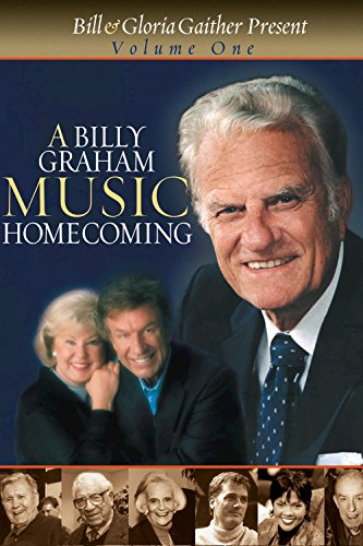 A Billy Graham Music Homecoming Volume One for sale  Delivered anywhere in USA