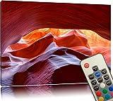 Leuchtbild-LED-Leinwandbild-mit-Farbwechsel-Antelope-Canyon-Arizona-MADE-IN-GERMANY