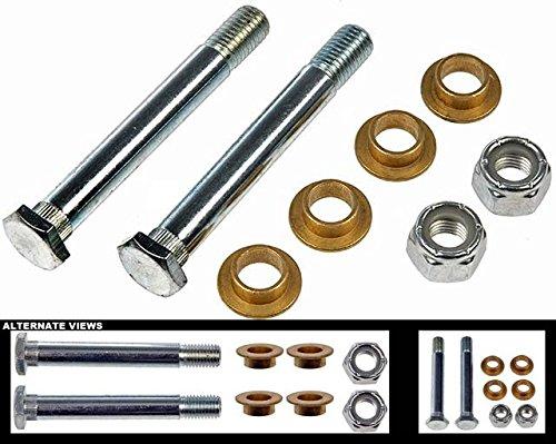APDTY 49572 Door Hinge Pin And Bushing Kit