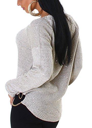 JELA London - Jerséi - para mujer gris